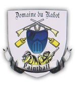 Logo Paintball du Rabot